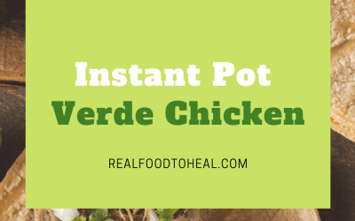 Instant Pot Verde Chicken