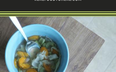 Low Carb Veggie Soup