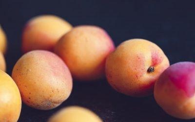 Paleo Peach Compote