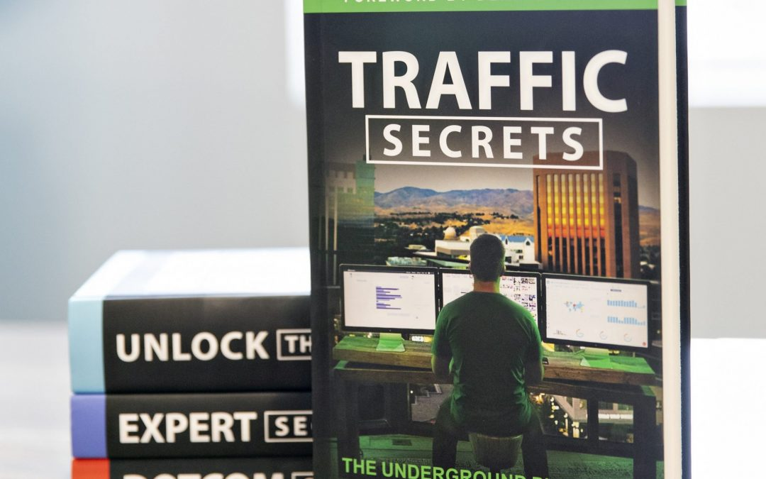 Book Review- Traffic Secrets – Nerding Out On Marketing!